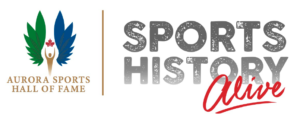 Sports History Alive Logo